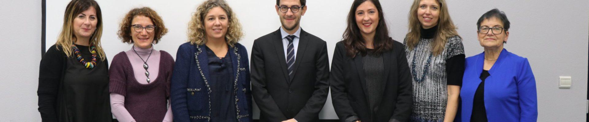 """ECIPA Umbria GOES TO LYON TO SHARE """"HOW TO TEACH PROFESSIONS"""" – ECIPA Umbria VOLA A LIONE PER CONDIVIDERE """"COME INSEGNARE I MESTIERI"""""""