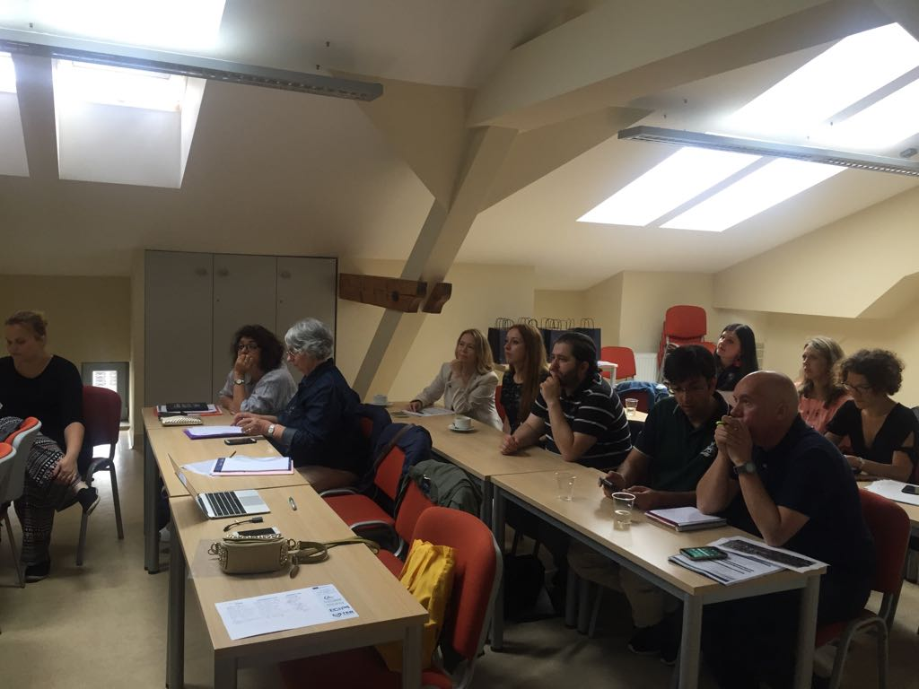 "ECIPA GOES TO POLAND WITH THE ""ATELIER OF CRAFTS"" METHOD – ECIPA VA IN POLONIA CON IL MODELLO DELLA SCUOLA DEI MESTIERI"